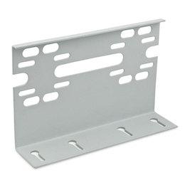 Двойна планка за стена - метална