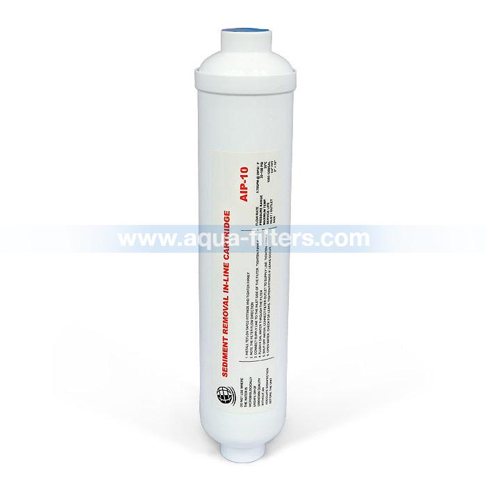 Седиментен линеен филтър за вода